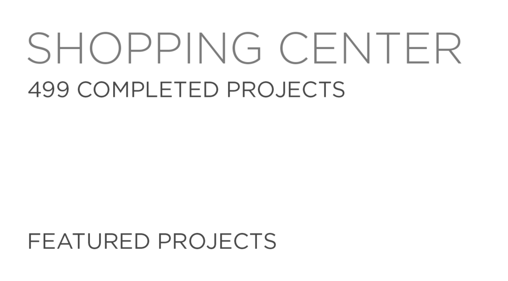 Ceiling Experts Inc Shopping Center